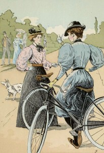 Bicycling;_The_Ladies_of_the_Wheel,_1896