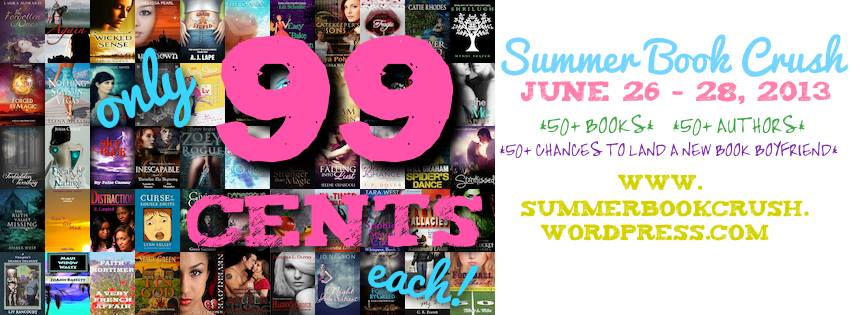 Summer Book Crush Banner