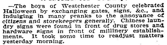 New York Times, Nov 2, 1894
