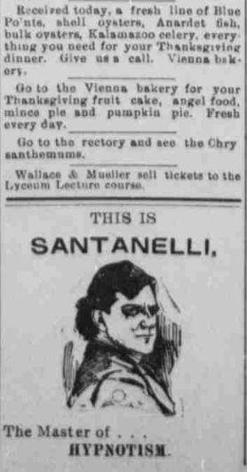 The Guthrie daily leader. (Guthrie, Okla.), 24 Nov. 1897. Chronicling America: Historic American Newspapers. Lib. of Congress.