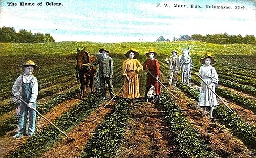 Postcard, around 1908. Courtesy of Wystan, Flickr.