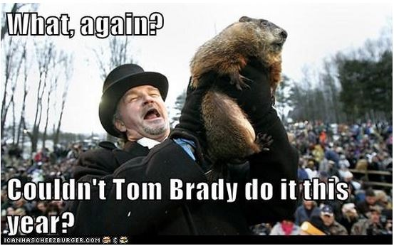 LOL groundhog