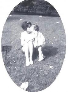 Mom and me2