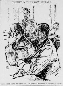 from the New York Tribune, December 27, 1911.