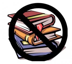 no books