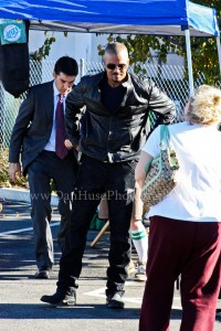 Criminal_Minds_crew CC BY 2pt0 Dan Huse http___www_DanHusePhotography_com - Flickr Shemar Moore and Thomas Gibson