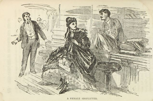 Artist: James D. McCabe, Jr, 1872, via www.librarycompany.org
