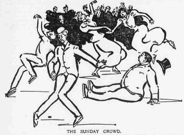 The Sun, December 13, 1896.