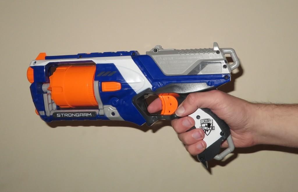 nerf gun giveaway