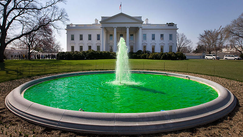 Image taken 17 March 2011, via whitehouse.gov (CC).