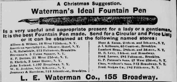 New York Tribune, Dec 14, 1890