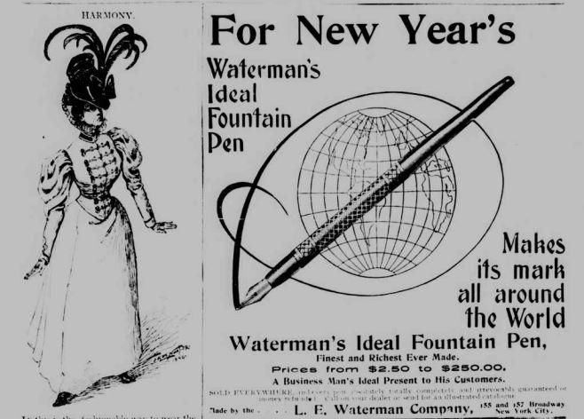 New York Tribune, Dec 27, 1896