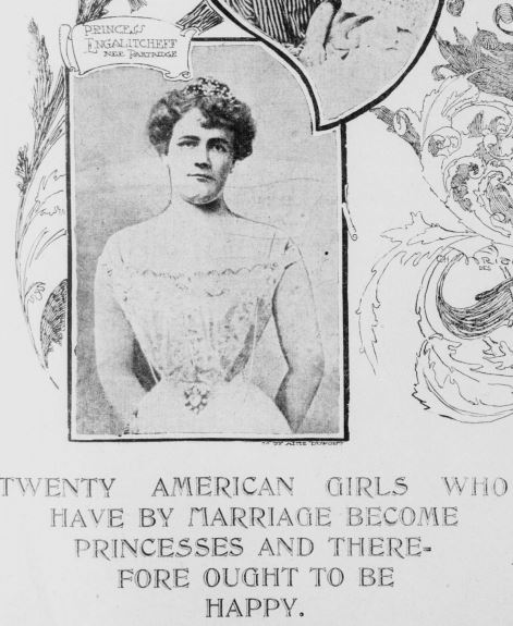 snippet from The San Francisco Call, October 29, 1899. ChroniclingAmerica.loc.gov