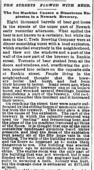 brewery accident