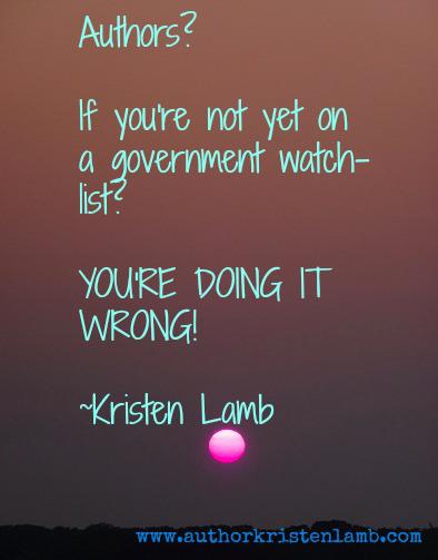 meme by Kristen Lamb, at warriorwriters.wordpress.com