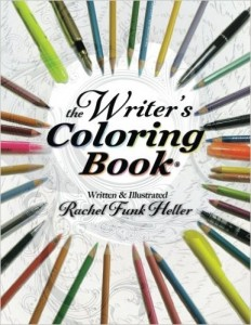 writers coloring book