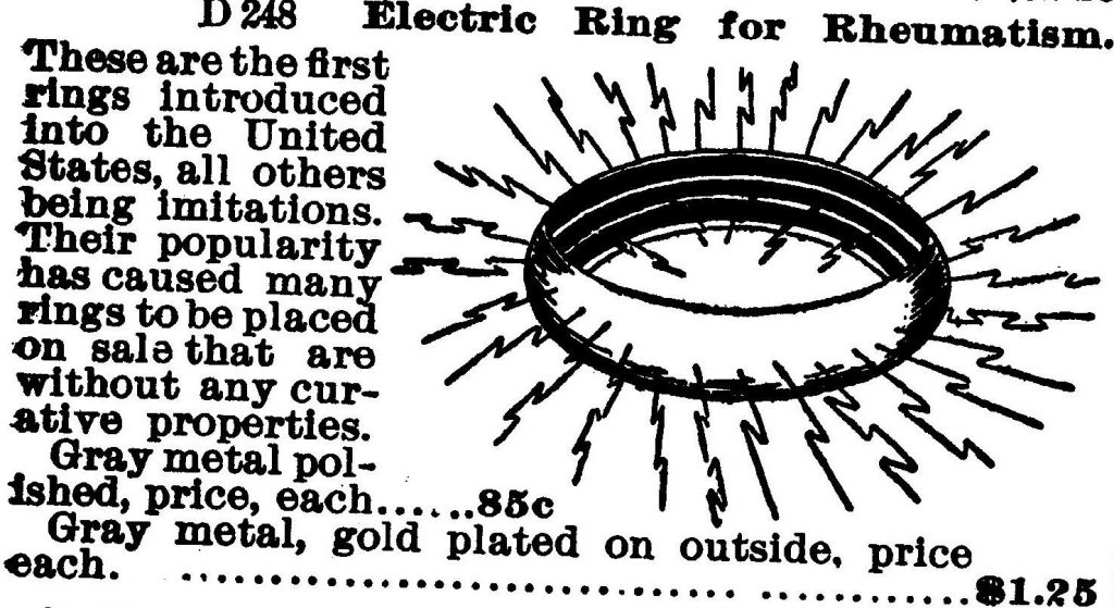 Image via Sears Roebuck Catalog, 1897.